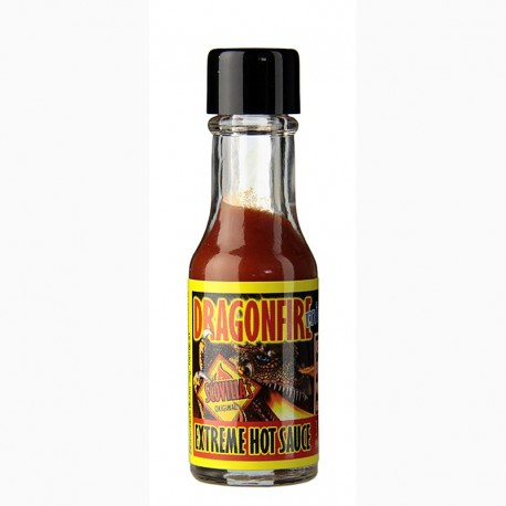 Dragonfire Extreme Hot Sauce Micro 3ml