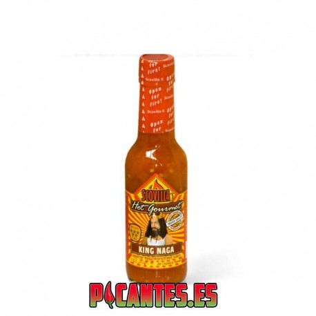 Scovilla`s Hot Gourmet King Naga