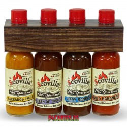 Scovilla`s Hot Gourmet Gentle Pack