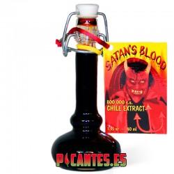 satan s blood